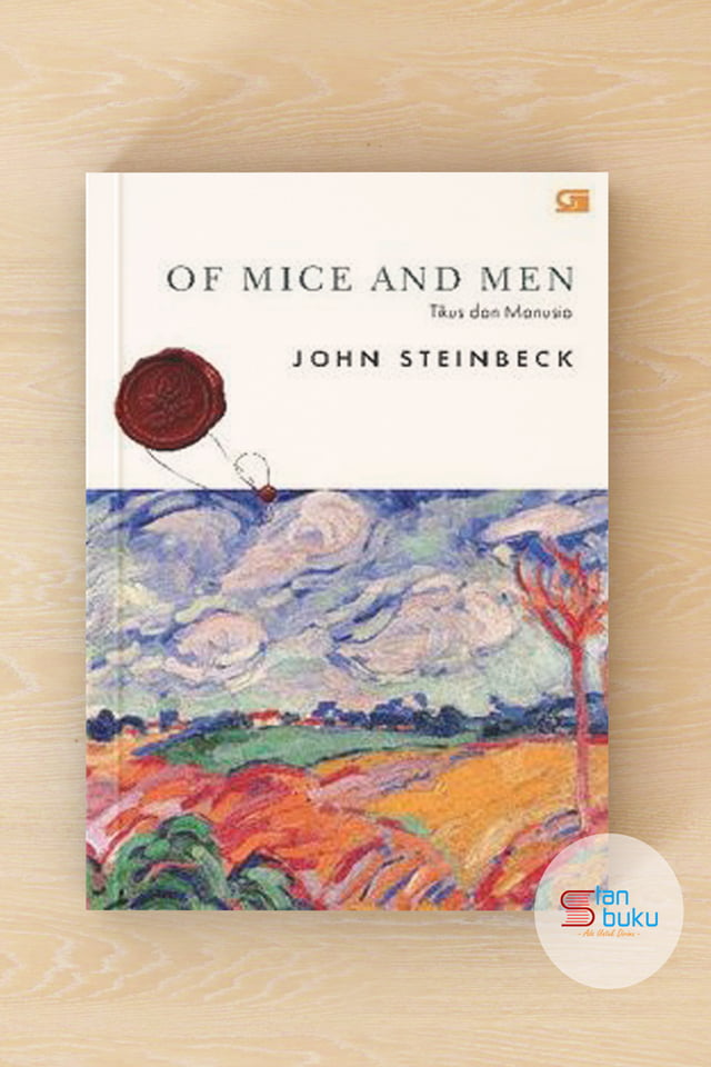 the plot of of mice and men by john steinbeck Dear john steinbeck, my advanced english iii class just finished reading of mice and men supposedly, it is one of the greatest tear jerkers the plot and characters may have showed little imagination but the story was not a pain to read the language, inappropriate for high school, was.